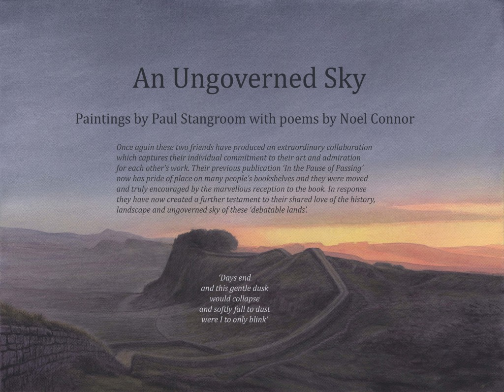 An Ungoverned Sky - Hadnians Wall